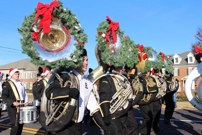 2014 Columbia County Christmas Parade