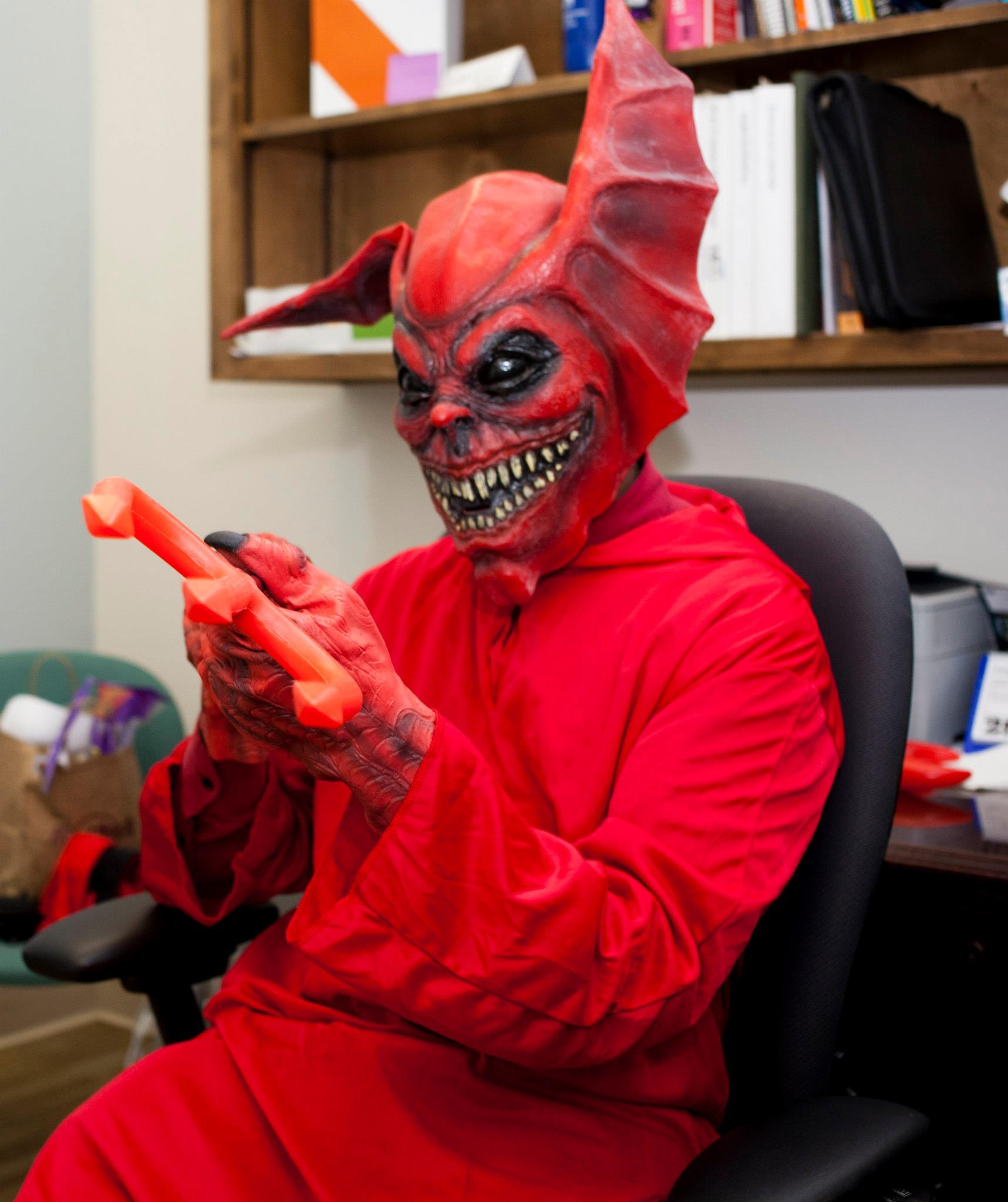 The Devil: Halloween 2012