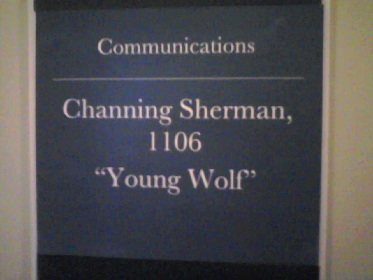 Code name: Young Wolf
