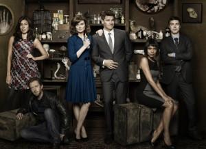 Cast of 'Bones'