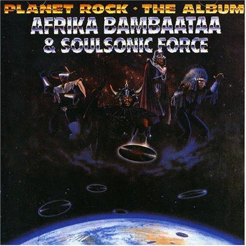 Planet Rock The Album