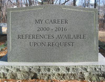 Rip My Career