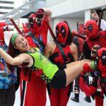 Deadpool at DragonCon 2015